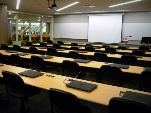 Library classroom SRC 2024