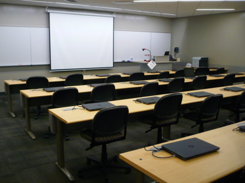 Library classroom SRC 2025