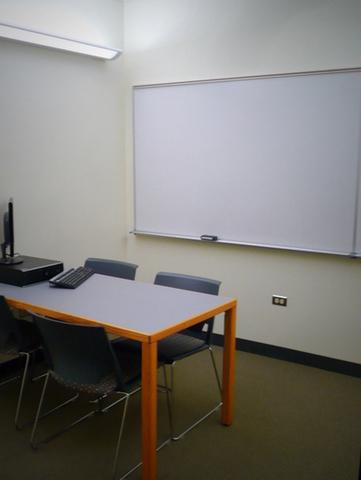 Group study room SRC 3102