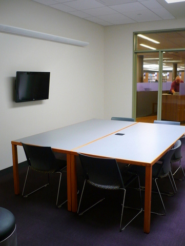 Group study room SRC 3129
