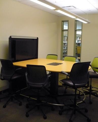 Group study room SRC 3141