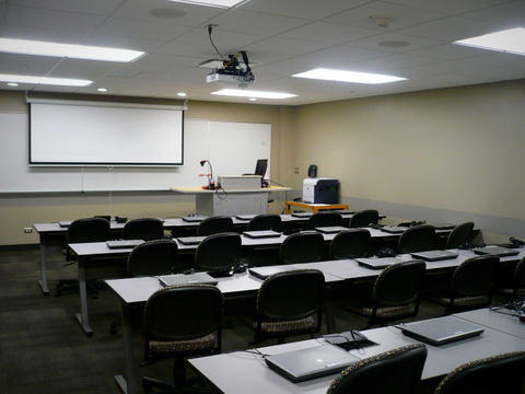 Library classroom SRC 3152