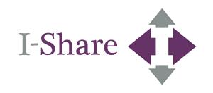I-Share logo