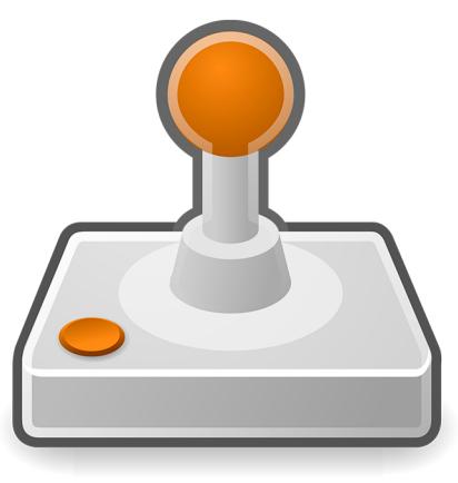 Video game joystick