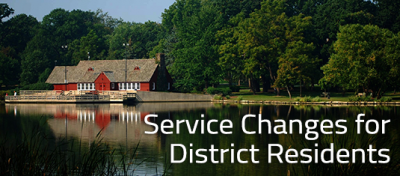 Services for district residents