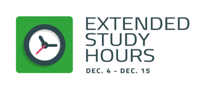 Extended study hours