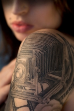 Image of a tattoo