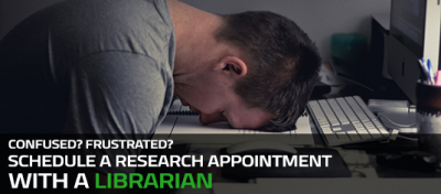 Research appointment logo