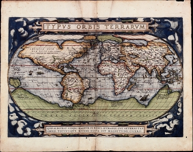 Abraham Ortelius - world map 1570.JPG