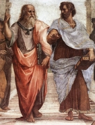 Plato and Socrates http://www.flickr.com/photos/11304375@N07/2769553173/