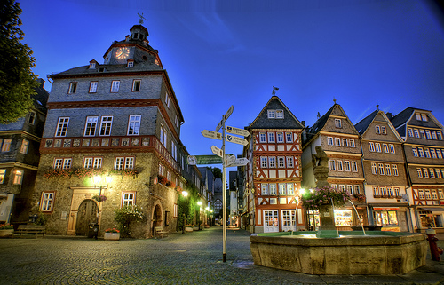 Study Abroad - Germany | College of DuPage Library