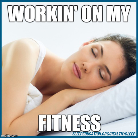 Sleep—When You Don't Snooze, You Lose!   College of DuPage ...